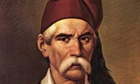 Σαν σήμερα το 1847 πεθαίνει ο ήρωας της Ελληνικής Επανάστασης, Νικηταράς ο «Τουρκοφάγος»