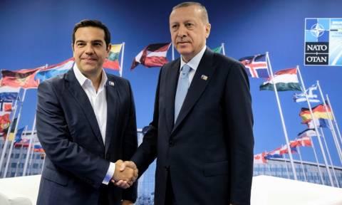 Συνάντηση Τσίπρα – Ερντογάν: Όλα όσα θα ειπωθούν πίσω από τις κλειστές πόρτες