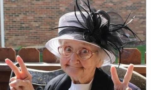 Γιαγιά 100 ετών αποκαλύπτει το μυστικό της μακροζωίας της και δεν φαντάζεσαι ποιο είναι!