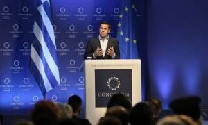 Τσίπρας στο Concordia Annual Summit: Υπόσχομαι ότι η νέα γενιά δεν θα είναι μια χαμένη γενιά (video)