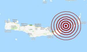Σεισμός μεταξύ Κρήτης και Κάσου - Αισθητός σε αρκετές περιοχές (pics)