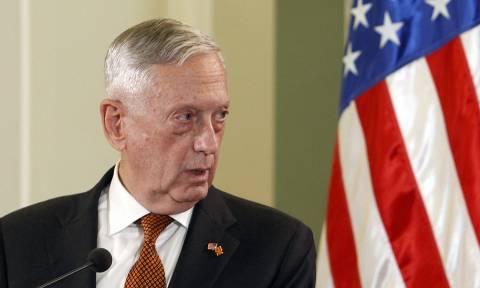 Мэттис назвал ядерное оружие России основной угрозой для США