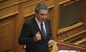 Ανεξαρτητοποιήθηκε ο βουλευτής της Ένωσης Κεντρώων Αριστείδης Φωκάς