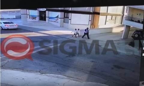 Απαγωγή μαθητών στην Κύπρο: Δείτε συγκλονιστικό βίντεο από τη στιγμή της απαγωγής