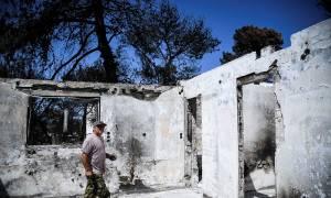 Οικονομική ενίσχυση των πυρόπληκτων από τον Ελληνικό Ερυθρό Σταυρό