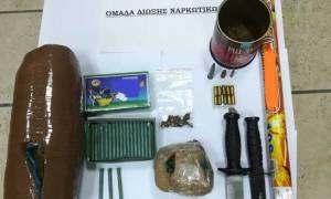 Πρέβεζα: Χειροπέδες για όπλα και ναρκωτικά σε ζευγάρι ηλικιωμένων!