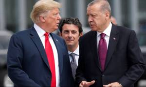 Προκαλεί ξανά τον Τραμπ ο Ερντογάν: Συνεχίζει το εμπόριο με το Ιράν παρά τις κυρώσεις των ΗΠΑ