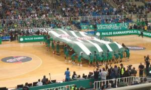 Τουρνουά «Παύλος Γιαννακόπουλος»: Η επετειακή φανέλα του Παναθηναϊκού ΟΠΑΠ (photo&videos)