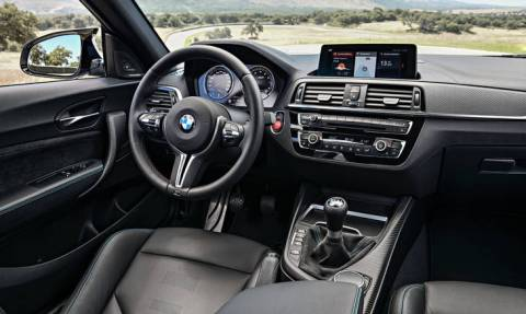 Ποιο στοιχείο του αυτοκινήτου θεωρούν ανούσιο στο τμήμα Μ της BMW αλλά το διατηρούν;