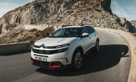 Tο «αστέρι» του «La Maison Citroën» στο σαλόνι αυτοκίνητου του Παρισιού 2018, το νέο c5 Aircross