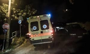 Τραγωδία στη Λαμία: Τον πρόδωσε η καρδιά του πάνω στο τιμόνι