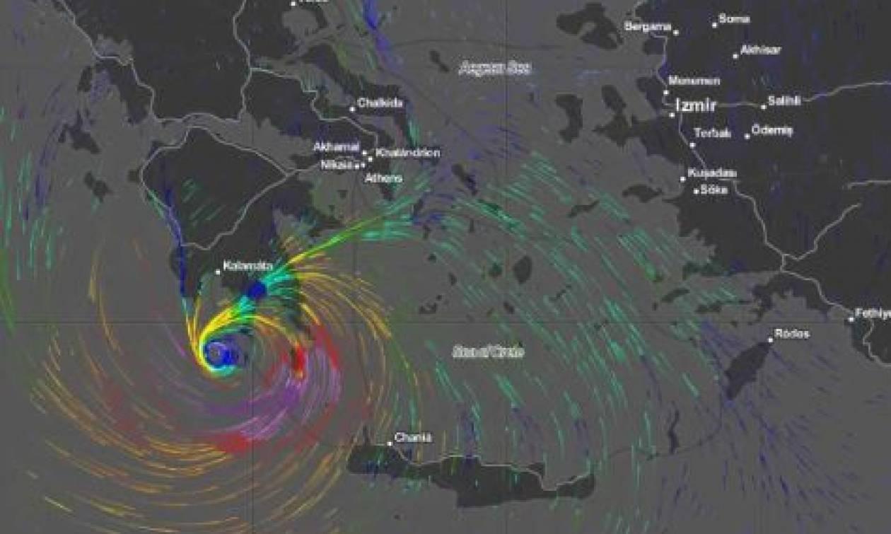 Κακοκαιρία – Μεσογειακός Κυκλώνας: Πώς θα προστατευτείτε από τα επικίνδυνα φαινόμενα