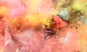 Βαρκελώνη: Επεισοδιακές διαδηλώσεις ένα χρόνο μετά το δημοψήφισμα για ανεξαρτησία της Καταλονίας