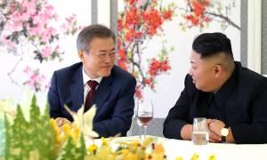 Το ξεχωριστό δώρο του Κιμ Γιονγκ Ουν στον ηγέτη της Νότιας Κορέας