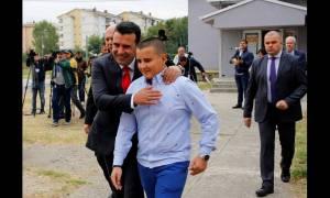 Δημοψήφισμα Σκόπια: Πώς ο Ζάεφ θα μετατρέψει το «ΟΧΙ» του αποτελέσματος σε «ΝΑΙ»