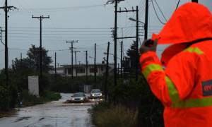 Κακοκαιρία: Ποιοι δρόμοι παραμένουν κλειστοί