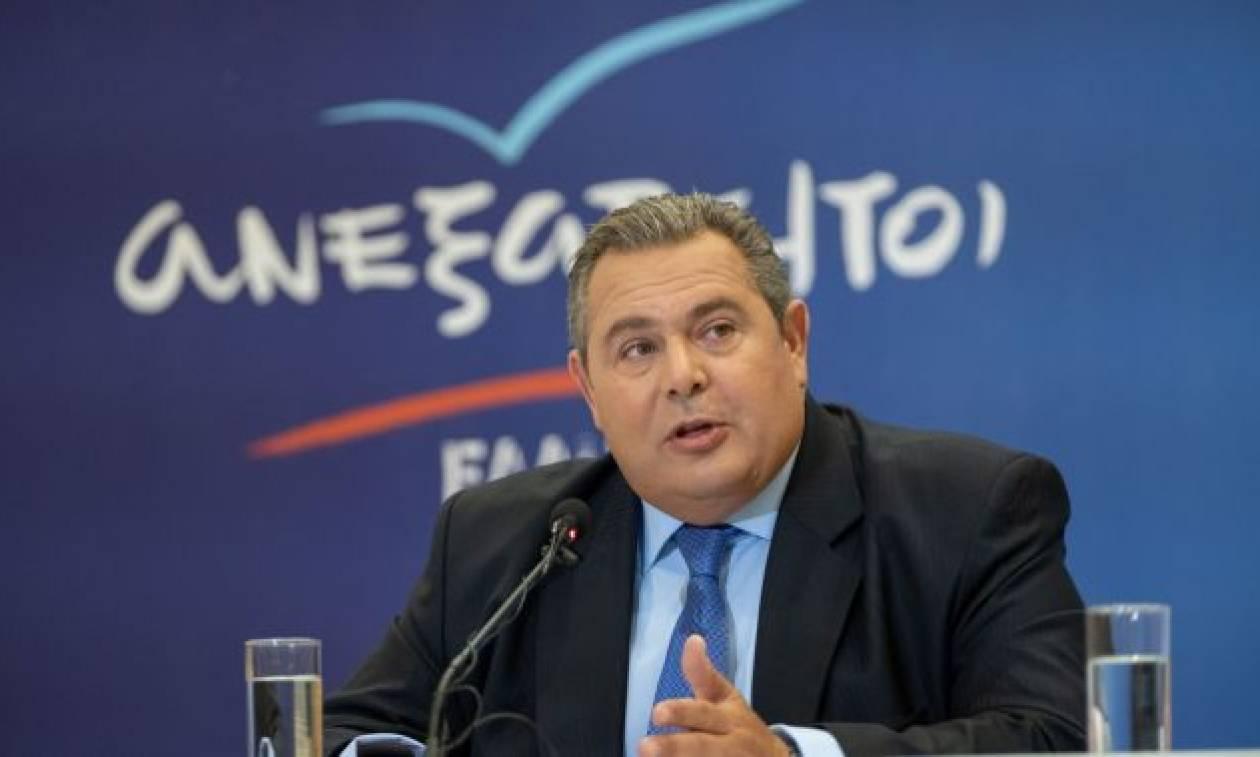 Ραγδαίες εξελίξεις: Συνεδριάζει η Κ.Ο των ΑΝΕΛ για το δημοψήφισμα στα Σκόπια