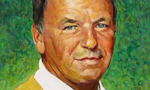 Φρανκ Σινάτρα: O άγνωστος ζωγράφος που δεν ξέραμε, δημοπρατείται!