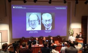 Νόμπελ Ιατρικής: Σε δύο ανοσολόγους για τις έρευνές τους κατά του καρκίνου το βραβείο