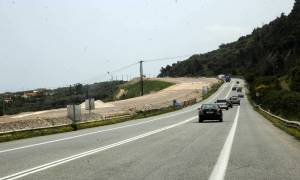 Κακοκαιρία: Κανονικά η κυκλοφορία των οχημάτων στην Κορίνθου - Πατρών