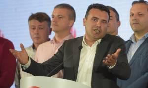 Ζάεφ: Ή θα υπάρξει συμφωνία με την σκοπιανή αντιπολίτευση ή πάμε σε πρόωρες εκλογές
