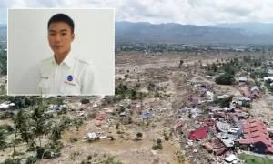 Ινδονησία: Η ιστορία του ήρωα που θυσιάστηκε για να σώσει εκατοντάδες την ώρα του φονικού σεισμού