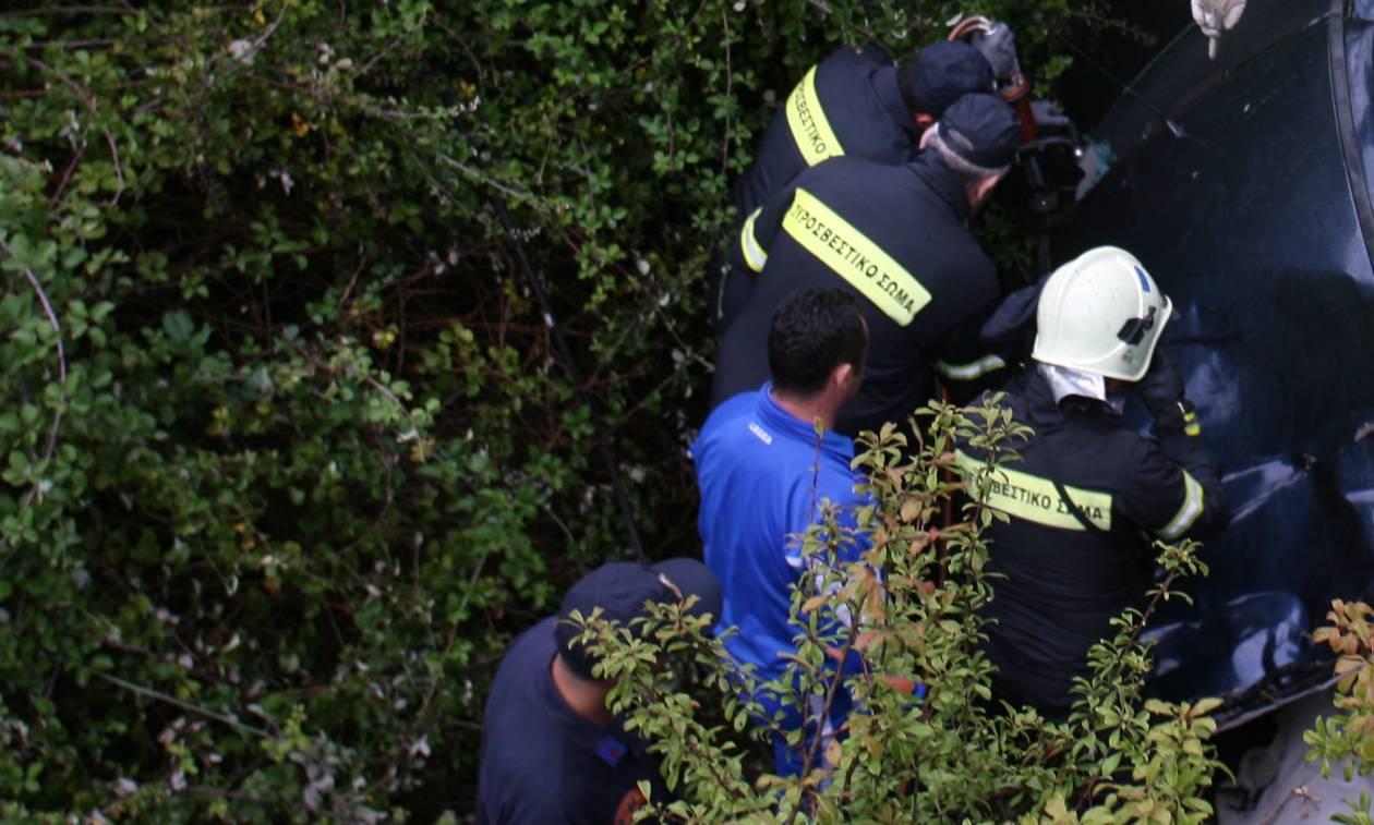 Δραματική διάσωση δυο τουριστών στην Κρήτη: Εγκλωβίστηκαν σε ορεινές περιοχές