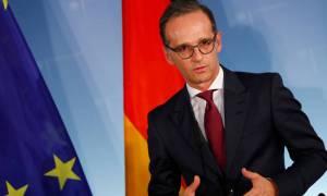Μάας: Να αξιοποιήσουν την ευκαιρία της ιστορικής συμφωνίας Σκόπια - Αθήνα