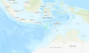 Ινδονησία: Ισχυροί μετασεισμοί συγκλόνισαν την περιοχή της τραγωδίας