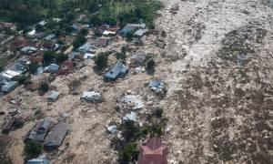 Εθνική τραγωδία στην Ινδονησία: Τουλάχιστον 1.234 οι νεκροί από τον σεισμό και το τσουνάμι (vids)