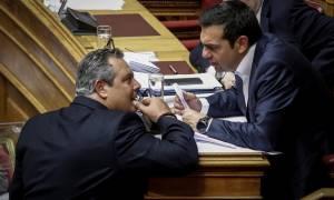 Αναταράξεις στο πολιτικό σκηνικό: Συνεδριάζουν Π.Σ. του ΣΥΡΙΖΑ και Κ.Ο. των ΑΝΕΛ