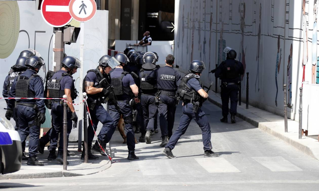 Γαλλία: Τρεις συλλήψεις σε αντιτρομοκρατική επιχείρηση