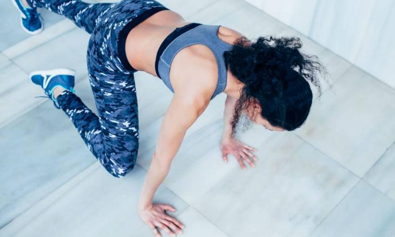 Tabata training: Η 4λεπτη γυμναστική που «χτυπά» το λίπος στη ρίζα του
