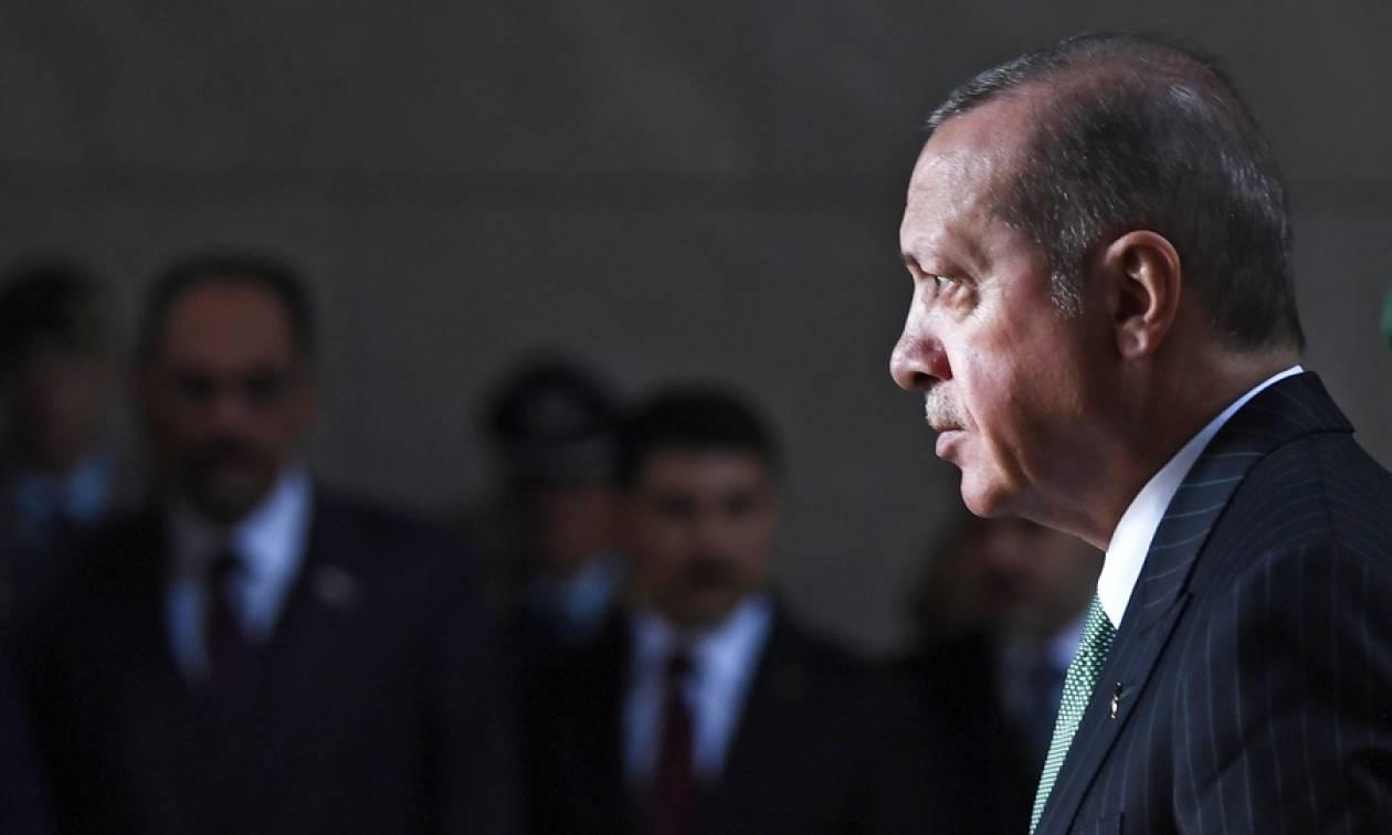 Ερντογάν: Ο νέος προϋπολογισμός θα μας σώσει από το «τρίγωνο του κακού»