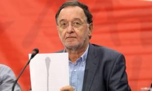 Νέα κλήση για απολογία και νέες κατηγορίες κατά του Παναγιώτη Λαφαζάνη