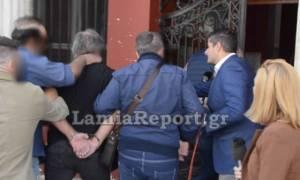 Προφυλακιστέο το «σατανικό ζευγάρι» για το έγκλημα στην Αρκίτσα (vids)