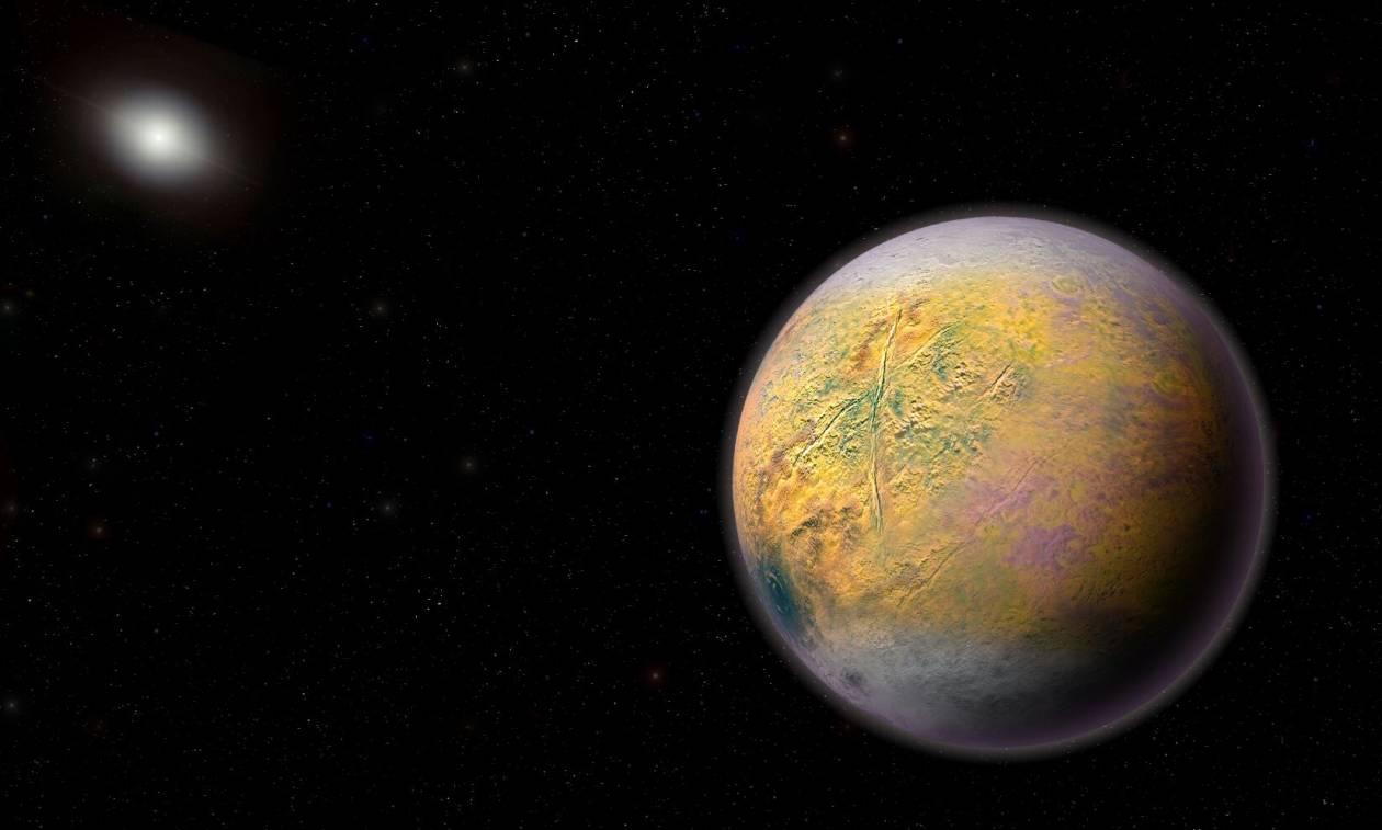 Ανακαλύφθηκε ένα υπερβολικά μακρινό ουράνιο σώμα που μαρτυρά την ύπαρξη νέας υπέρ - Γης (pic)