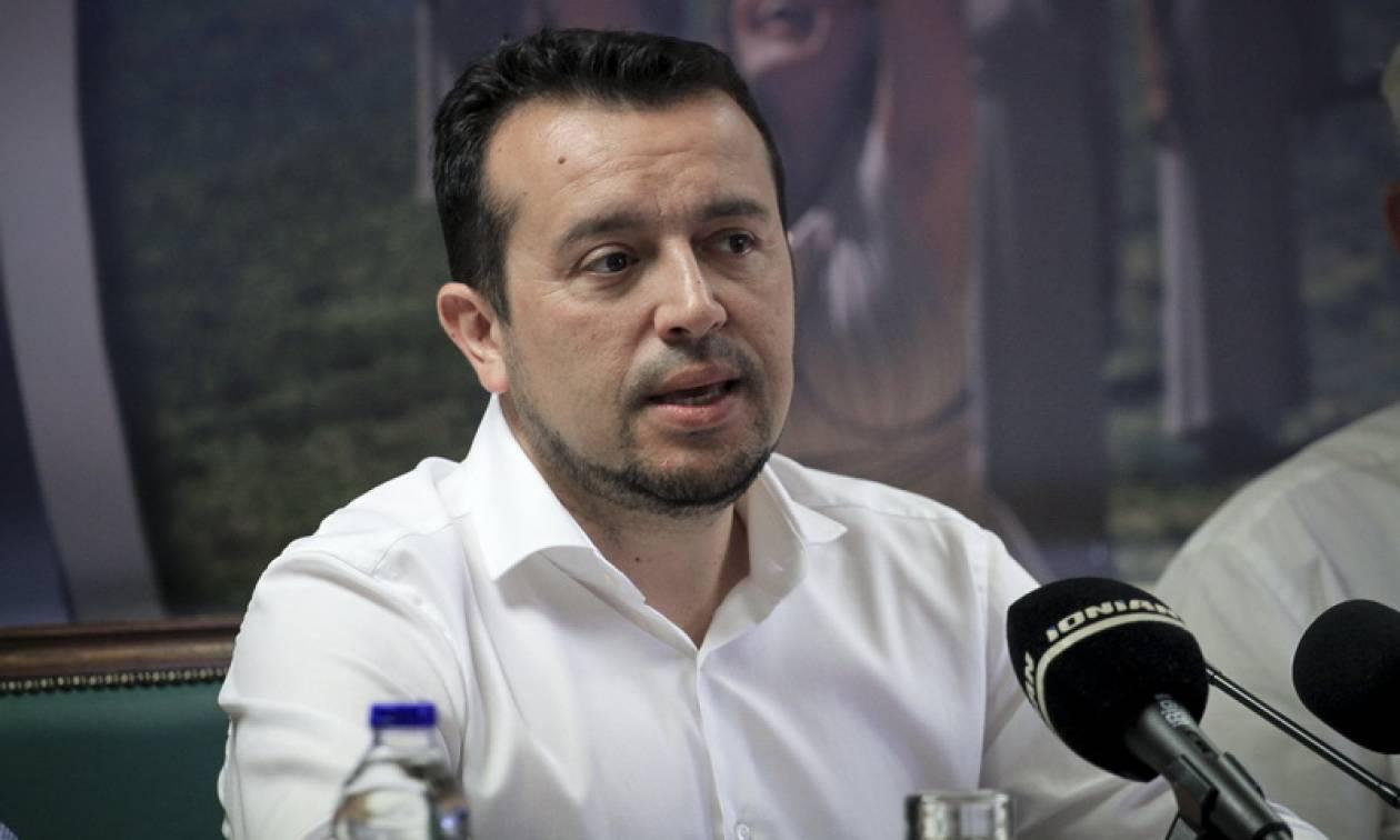 Νίκος Παππάς : Παίρνει σάρκα και οστά η επιτροπή της Βουλής για το μαύρο στην ΕΡΤ