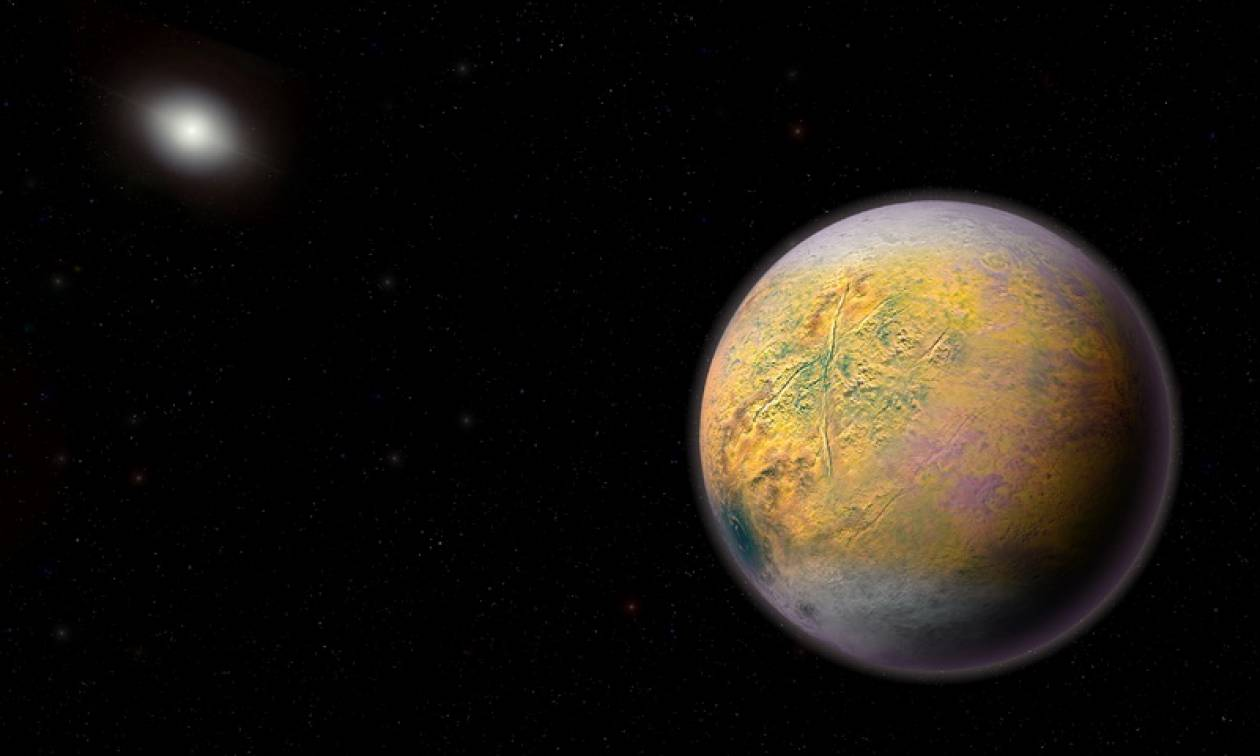 Ενισχύεται το σενάριο για τον πλανήτη Χ - Ανακαλύφθηκε ουράνιο σώμα στην άκρη του ηλιακού συστήματος