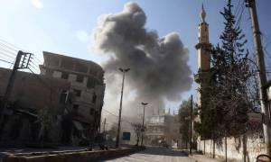 Συρία: 40 «ηγετικά στελέχη» του Ισλαμικού Κράτους σκοτώθηκαν σε ιρανική πυραυλική επίθεση