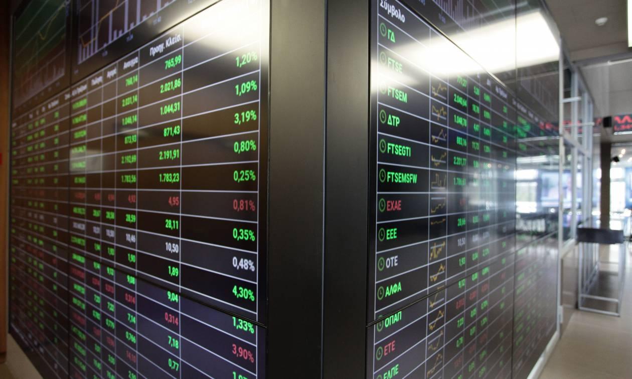 «Βουλιάζει» το Χρηματιστήριο - «Καταρρέουν» οι τραπεζικές μετοχές