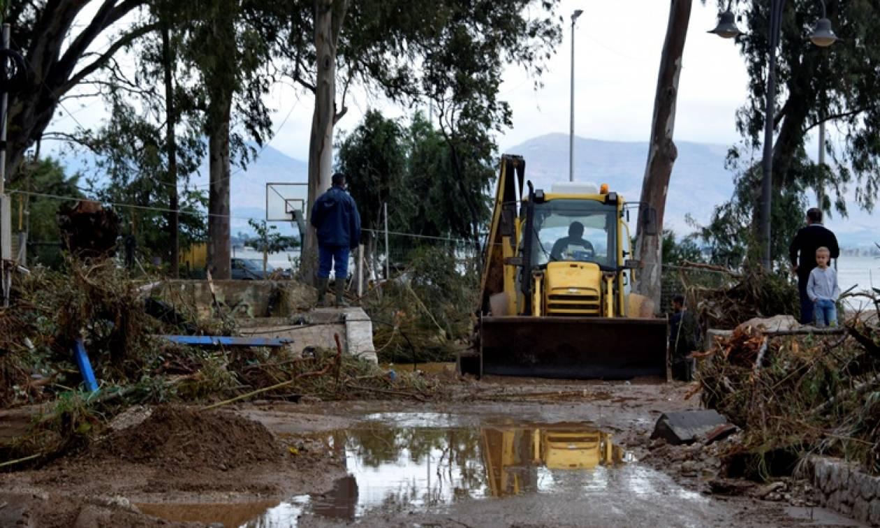 Σε κατάσταση έκτακτης ανάγκης περιοχές της Πελοποννήσου και της Θεσσαλίας