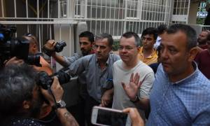 Τουρκία: Ο δικηγόρος του Αμερικανού πάστορα προσφεύγει στο Συνταγματικό Δικαστήριο