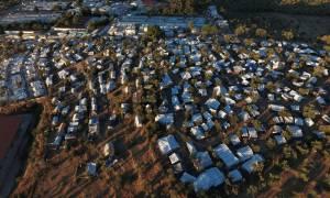 Spiegel για Μυτιλήνη: «Το νησί των καταραμένων»