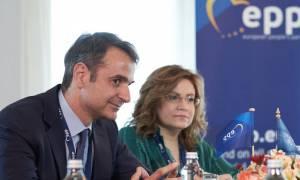 Μαξίμου: Ελπίζουμε η Σπυράκη να μην συνάντησε ξανά τον Ζάεφ τυχαία...