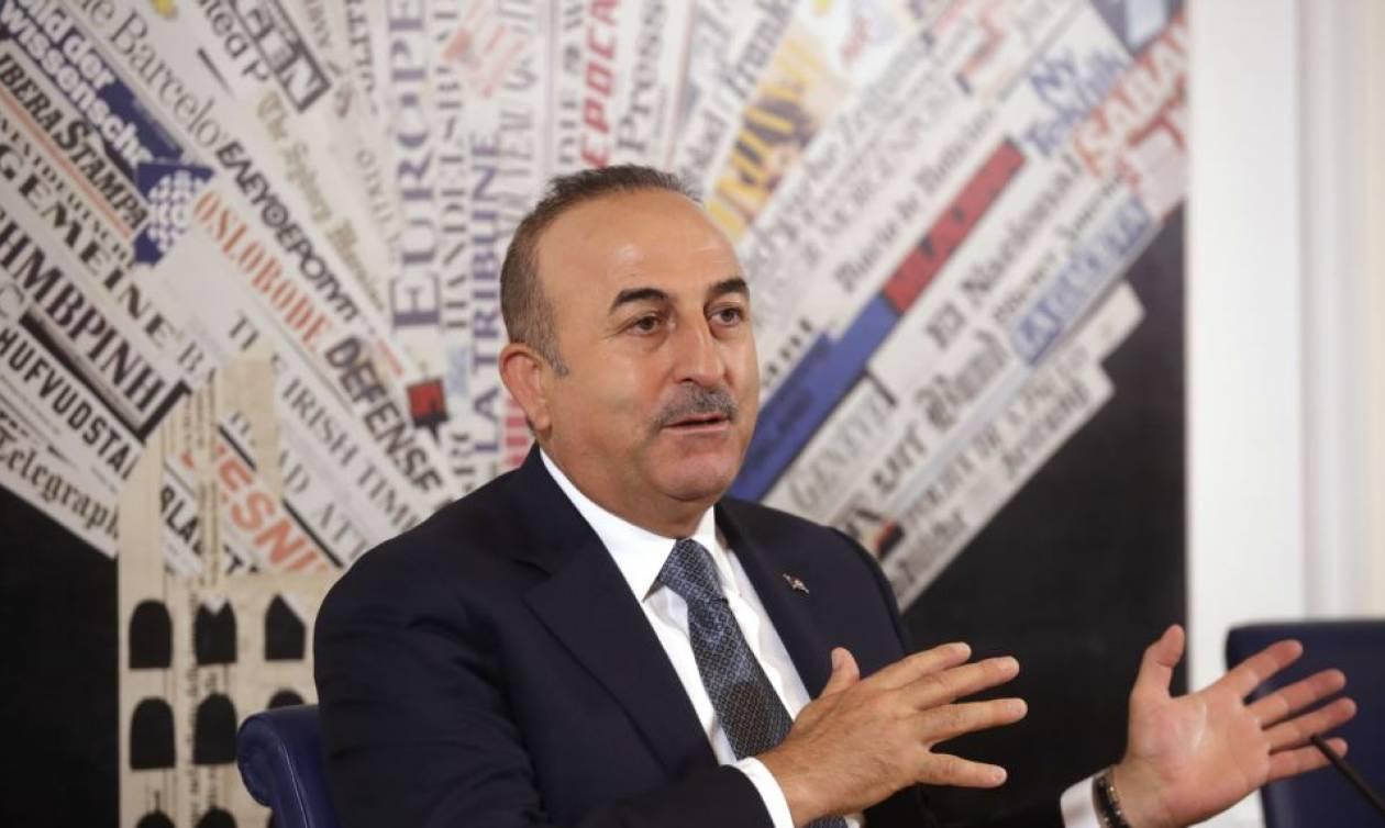 Νέα πρόκληση από Τσαβούσογλου: Θέλουμε να δούμε τη «Μακεδονία» στο ΝΑΤΟ και την Ευρωπαϊκή Ένωση