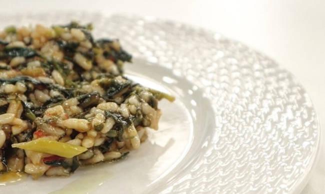 Η συνταγή της ημέρας: Σπανακόρυζο