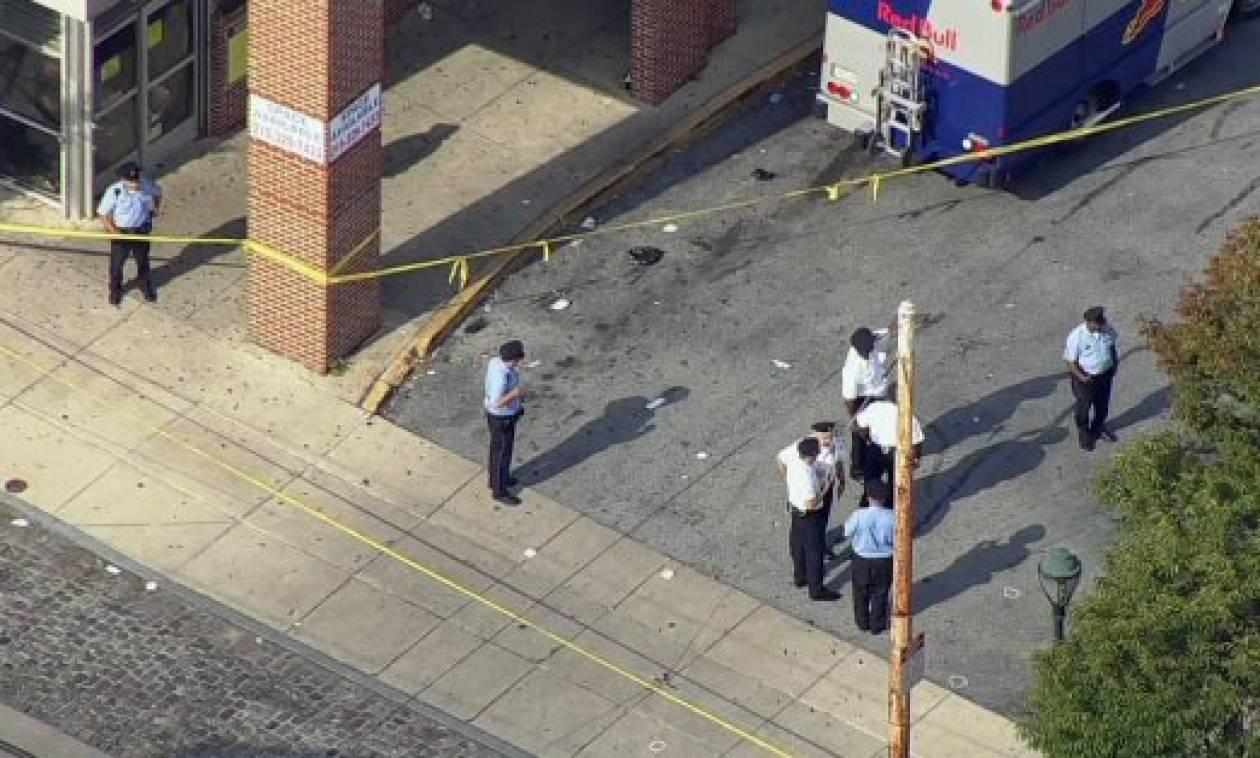 Συναγερμός στις ΗΠΑ: Ένοπλος άνοιξε πυρ σε εμπορικό κέντρο στη Φιλαδέλφεια – Πέντε τραυματίες (Vid)