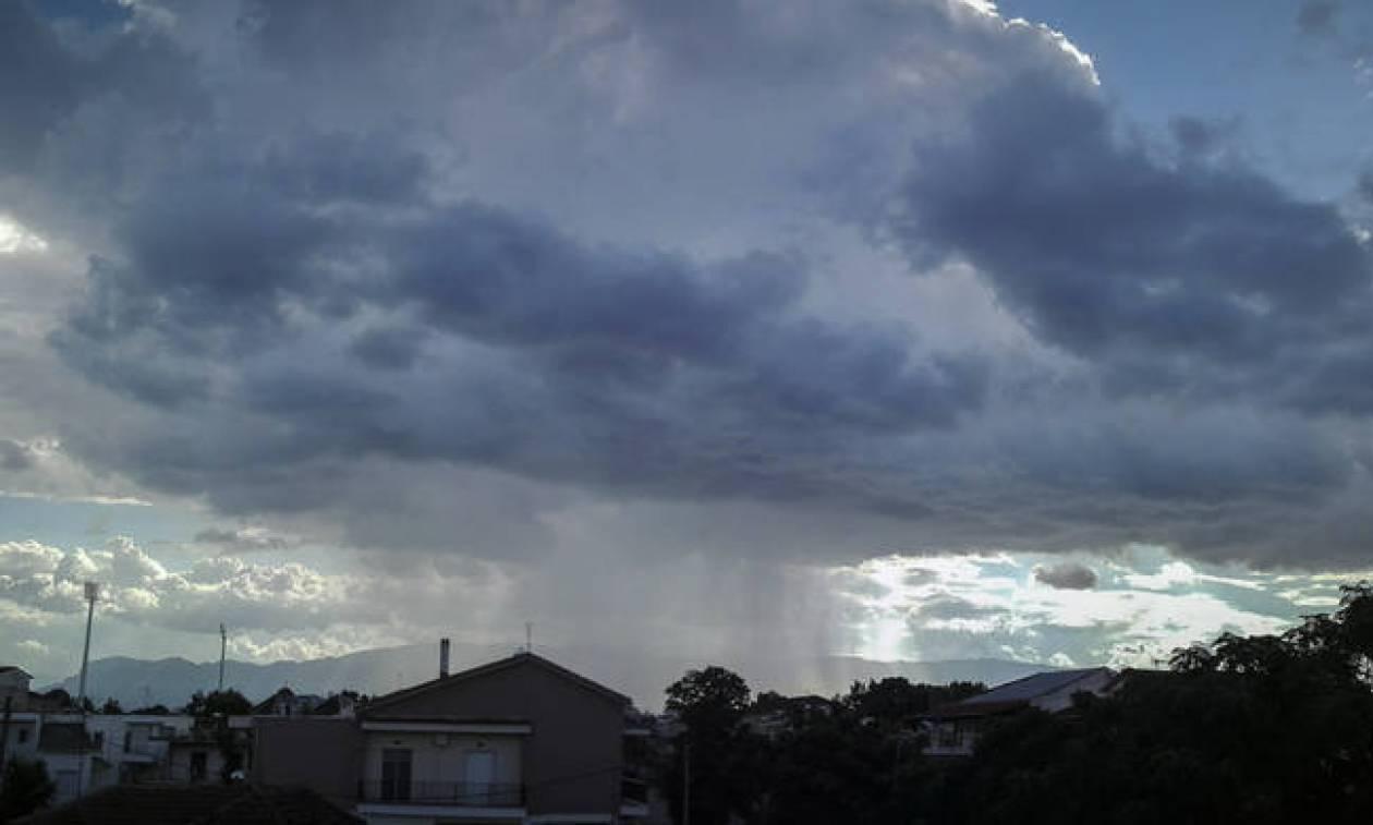 Καιρός: Άνοδο της θερμοκρασίας και βροχές φέρνει η Πέμπτη (pics)
