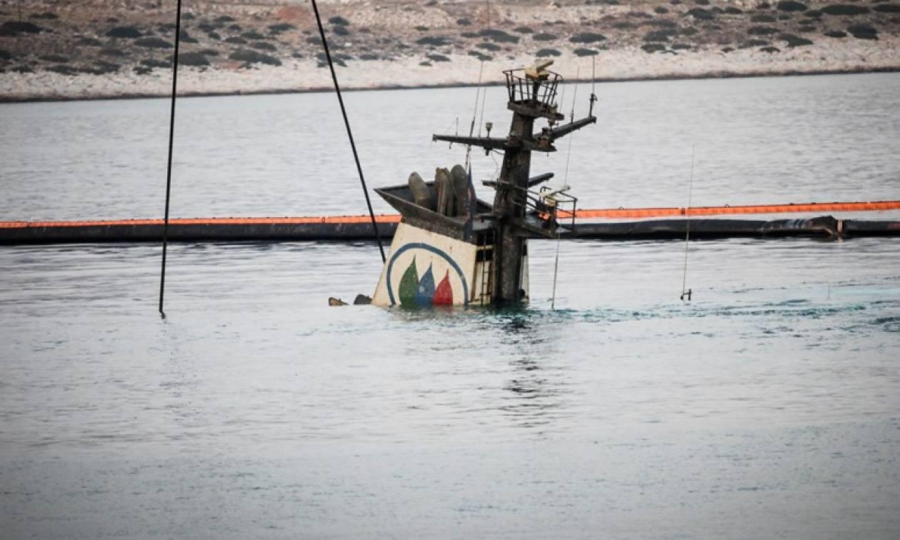 Αγία Ζώνη ΙΙ - Πόρισμα «φωτιά»: Δεν φταίνε τα ρήγματα για τη βύθιση του πλοίου